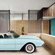 Mark Odom pays homage to the 1950s with Inglewood Residence in Austin