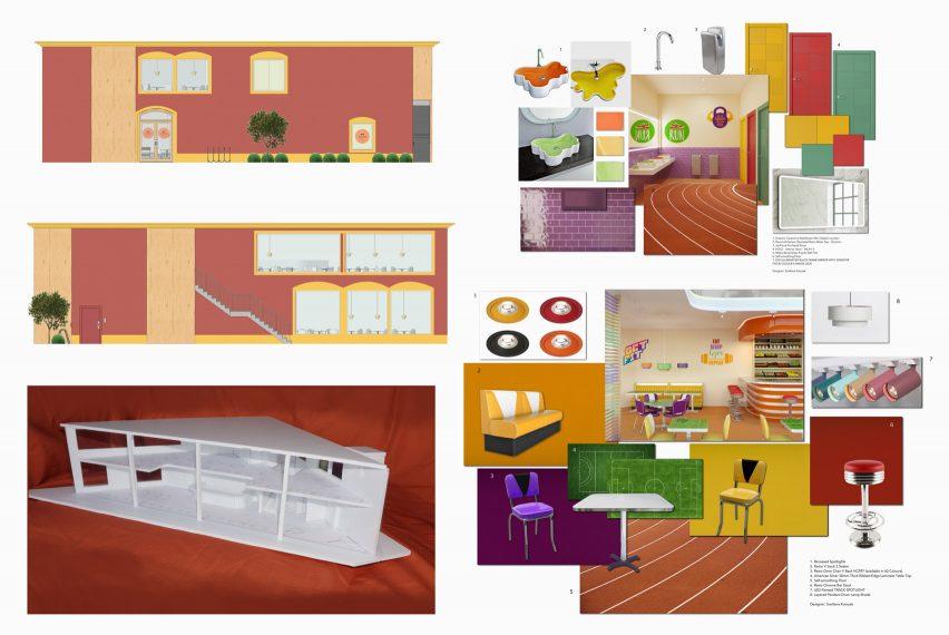 Chelsea College Of Arts Students Exhibit Conceptual Interior Design Projects
