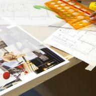 Interior design short course students at Chelsea College of Arts present conceptual restaurant and bar designs