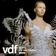 """The Infinity dress is the most difficult I have ever made"" says Iris van Herpen"