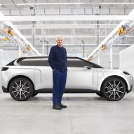 James Dyson becomes UK's richest person and shares images of cancelled N526 electric car