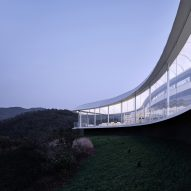 Jiunvfeng Study on Mount Tai by gad line+ studio
