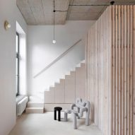 K916 and K907 are a pair of pared-back holiday apartments in Warsaw