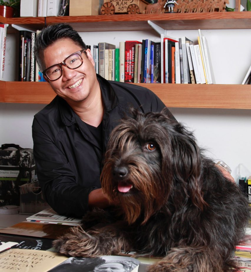 Thai architect Kulapat Yantrasast runs LA-based firm wHY