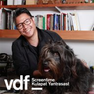 Live interview with architect Kulapat Yantrasast as part of Virtual Design Festival