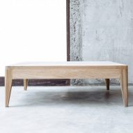 L06 coffee table by Eva Natasa