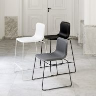 This Chair and This Barstool by Richard Hutten for Lensvelt