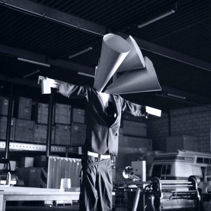 Maarten Baas' video looks into the future