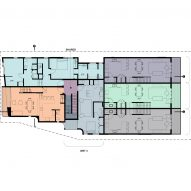 Marginal Housing 3.0 by Merge Architects First Floor Plan