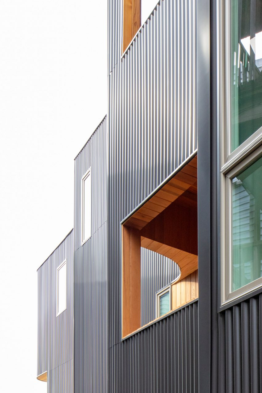 Marginal Housing 3.0 by Merge Architects