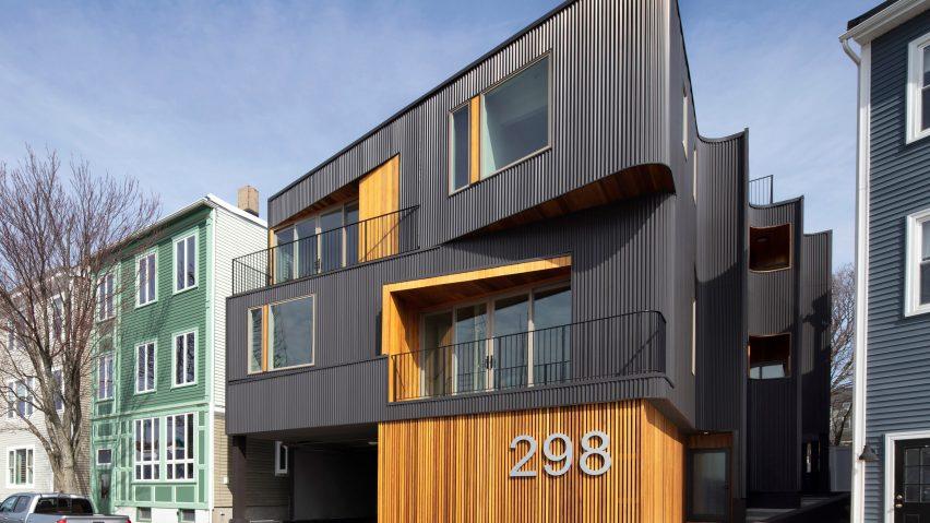 Marginal Housing 3.0 by Merge Architects