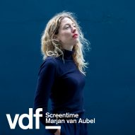 Live interview with Marjan van Aubel as part of Virtual Design Festival