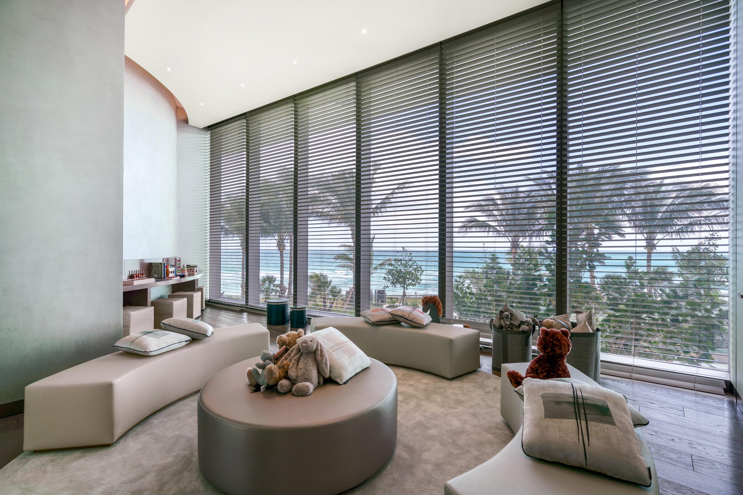 Residences By Armani Casa Has Amenities Designed By Giorgio Armani