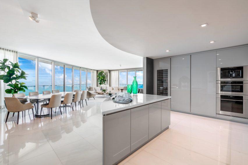 Residences by Armani Casa by Giorgio Armani and Cesar Pelli
