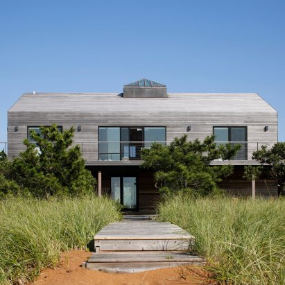 Montauk house by Desciencelab