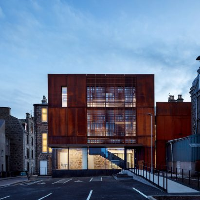 The Faithlie Centre by Moxon Architects