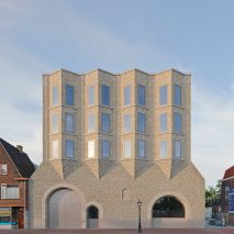 Museum de Lakenhal by Happel Cornelisse Verhoeven and Julian Harrap Architects