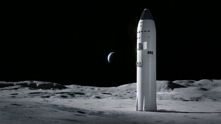 NASA selects Elon Musk's SpaceX to design moon lander for 2024 mission