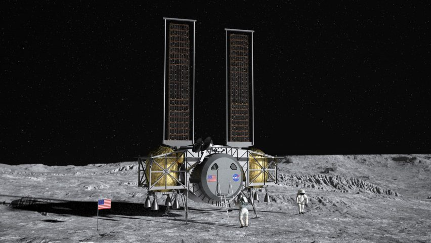 NASA selects Elon Musk and Jeff Bezos to design moon landers for 2024 mission