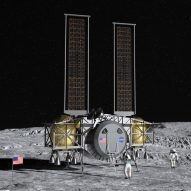 NASA selects Musk and Bezos to design landers for 2024 mission to land first woman on moon