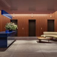 New York office by Halleroed