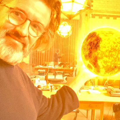 Olafur Eliasson transforms elements from nature into augmented reality artworks for Wunderkammer series