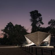 Estudio Cavernas designs Thailand community centre as learning hub for Burmese migrant children