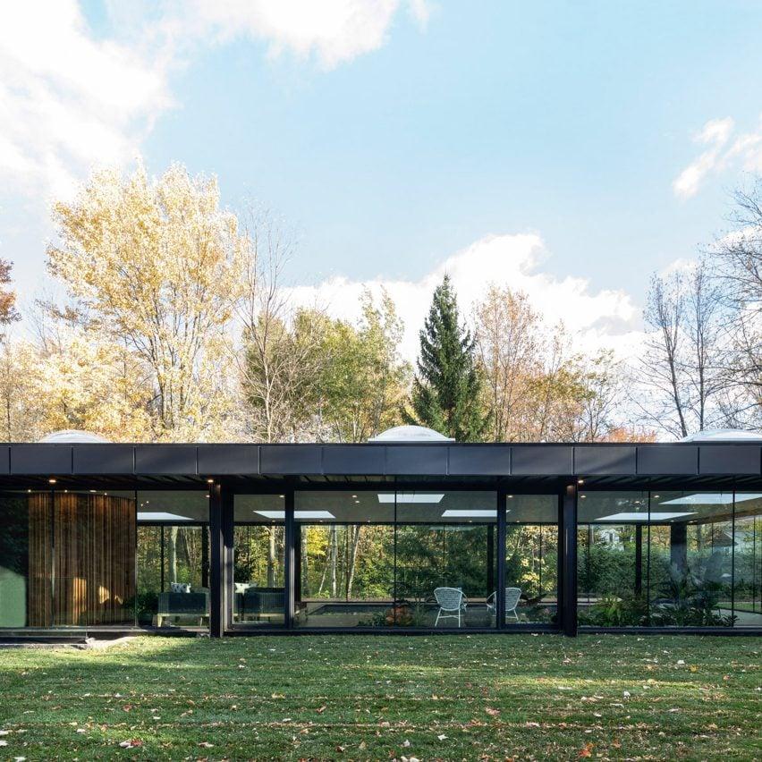 Pavilion A by Maurice Martel architecte