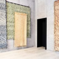 Philippe Malouin designs Lines rug collection for CC-Tapis to celebrate imperfection