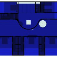 Textile House in Paracas by Ghezzi Novak Ground Floor Plan
