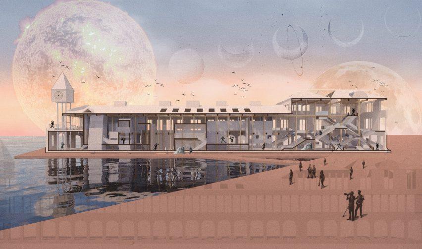 Interior designs from Pratt graduates foreground diversity and inclusion