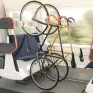 PriestmanGoode proposes expanding bike storage on trains for socially distanced London commutes