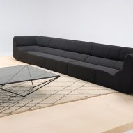 Layout sofa by Prostoria
