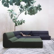 Layout sofa by Numen/For Use for Prostoria