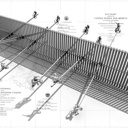 """Play can be an act of resistance"" says US border seesaw architect"
