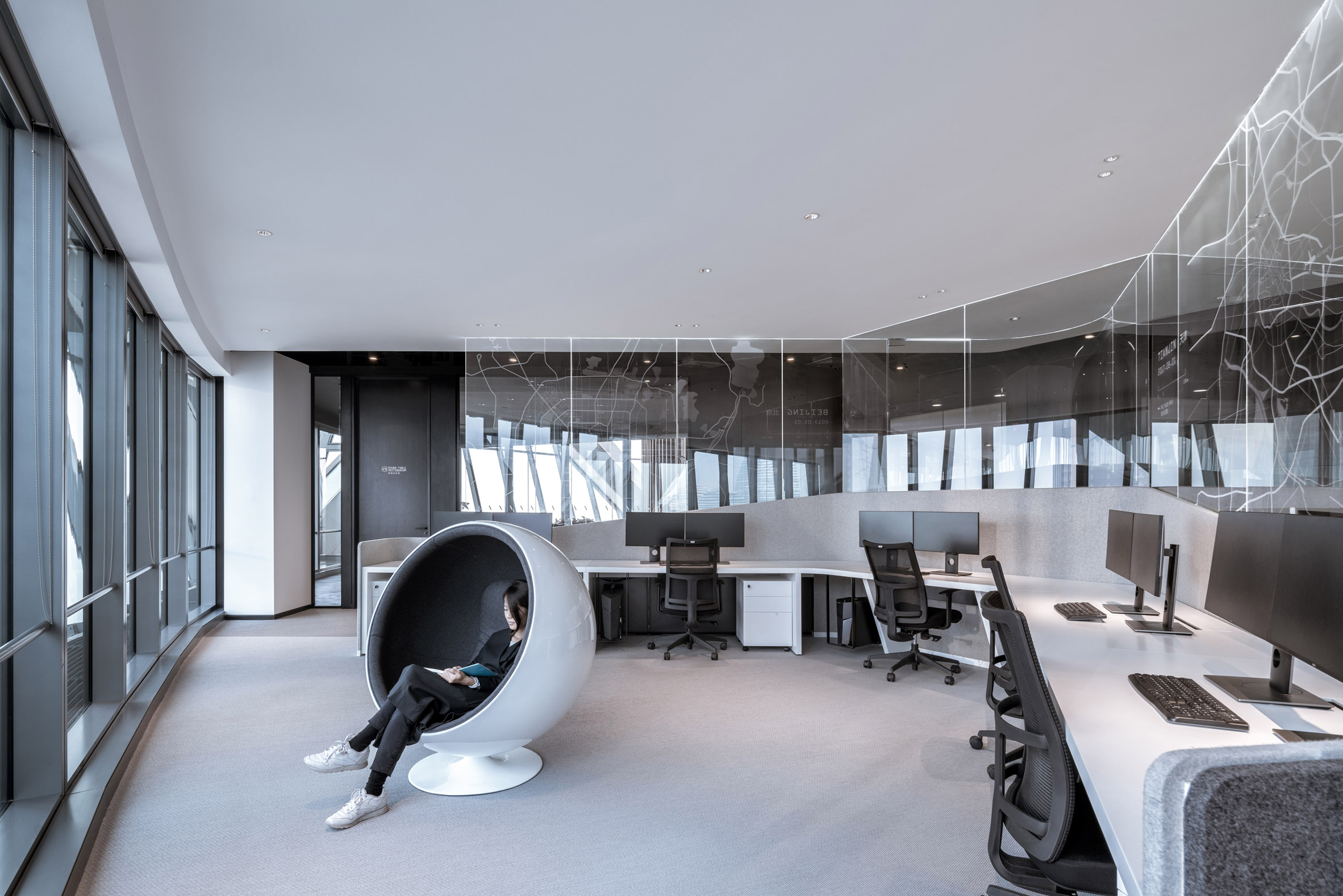 Raydata office headquarters by Precht