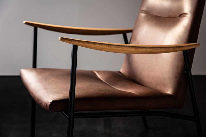Rivage lounge chair by Atelier DQ for Ritzwell