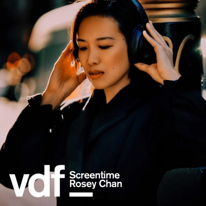 Musician Rosey Chan speaks to Dezeen live and shows an exclusive improvisational performance