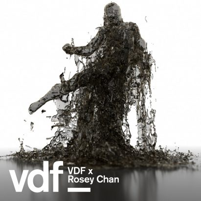Water Dancer is a collaboration between musician Rosey Chan, artist Eyal Gever and dancer and choreographer Sharon Eyal