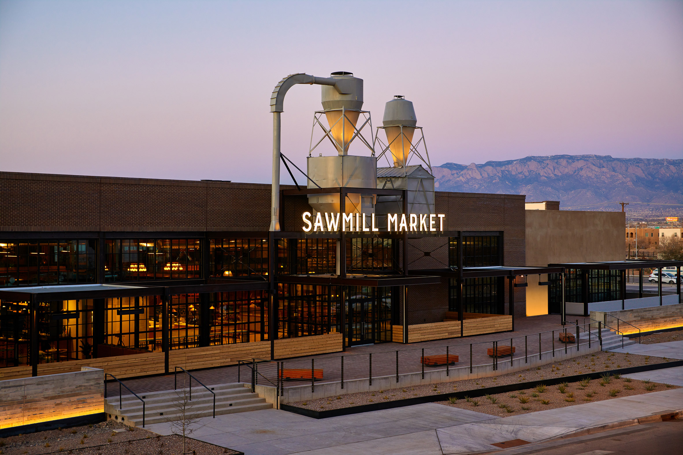 Sawmill Market by Islyn Studio