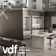 """Scavolini's BoxLife is a """"fully adaptable concept for micro living"""""""