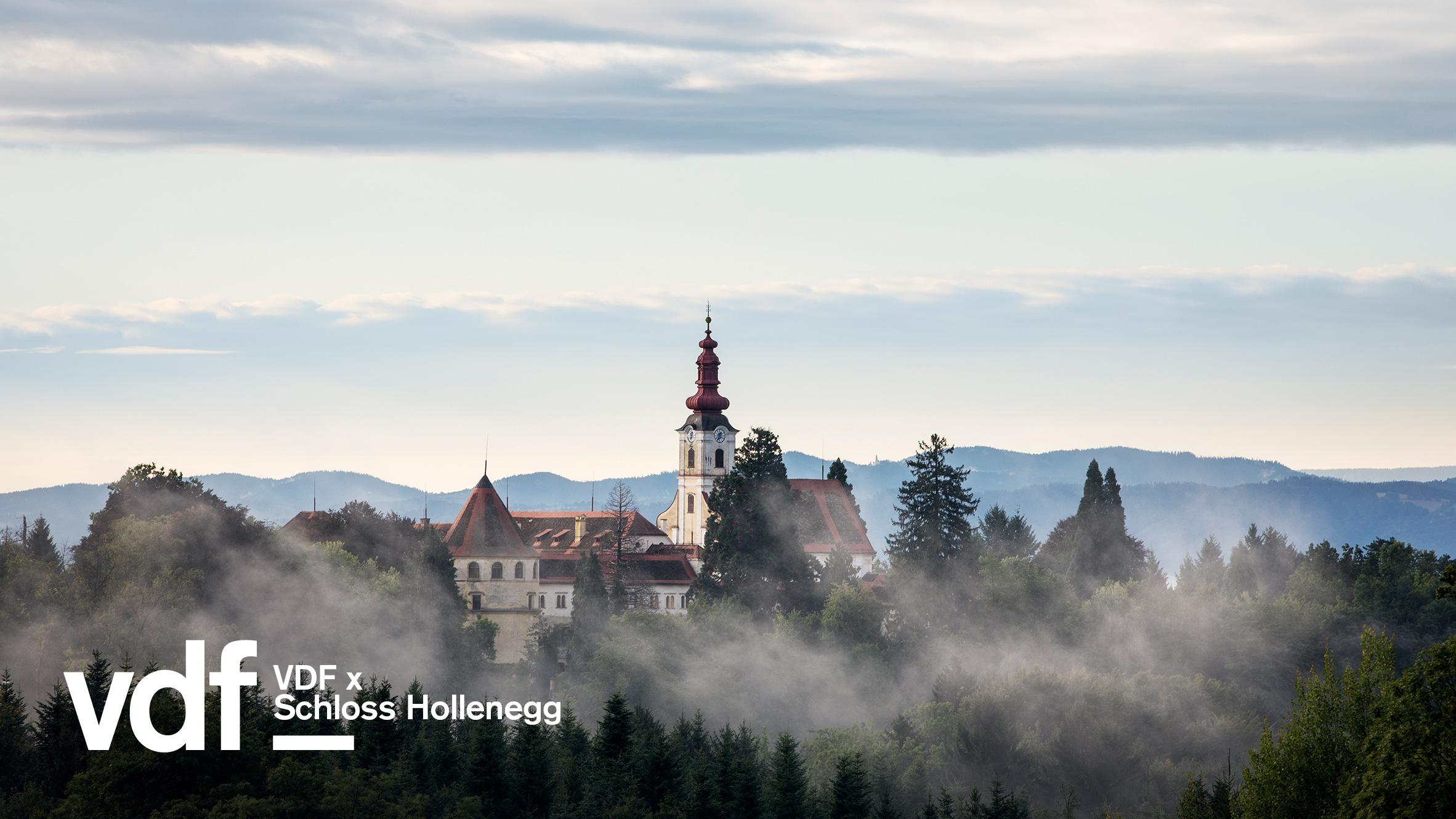 Live Tour Of Design Exhibition At Historic Austrian Castle With