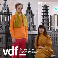 Live interview with Space Popular as part of Virtual Design Festival