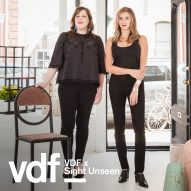 Sight Unseen co-founders discuss their virtual exhibition Offsite Online in live VDF talk