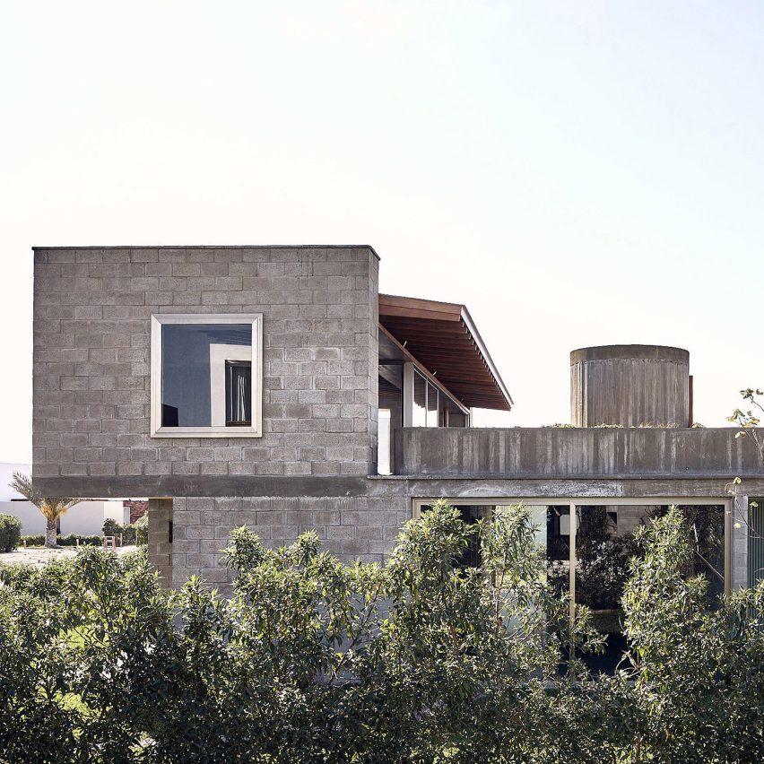 Textile House in Paracas by Ghezzi Novak
