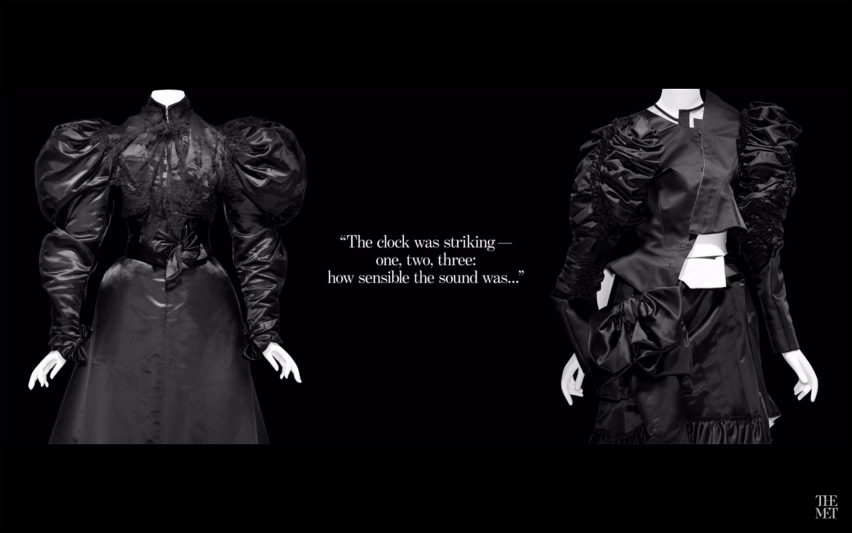 Preview The Met's postponed About Time: Fashion and Duration exhibition