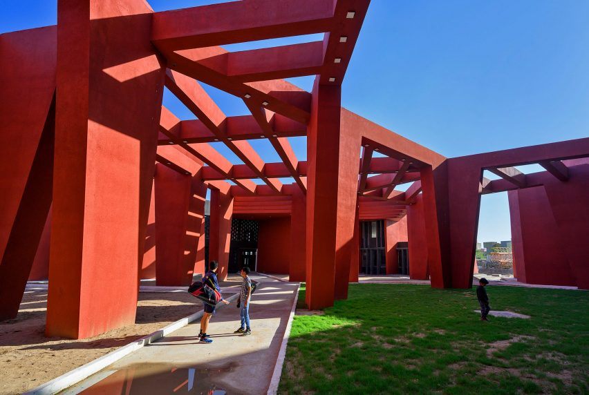 The Rajasthan School by Sanjay Puri Architects