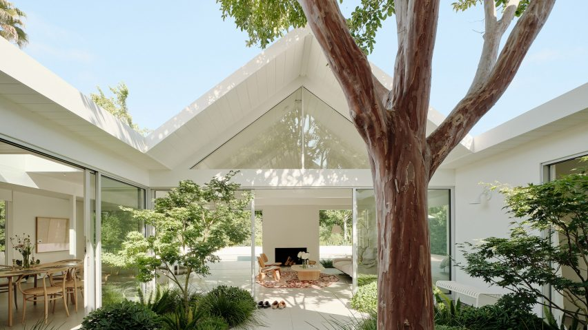 Twin Gable House by Ryan Leidner Architecture