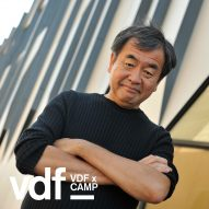 Watch architect Kengo Kuma live from Japan for Virtual Design Festival and CAMP
