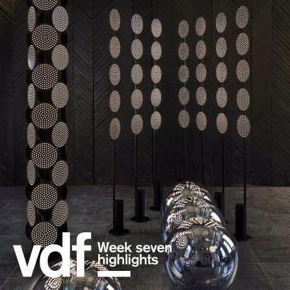 This week VDF featured Tom Dixon, Stefano Boeri and Counterspace